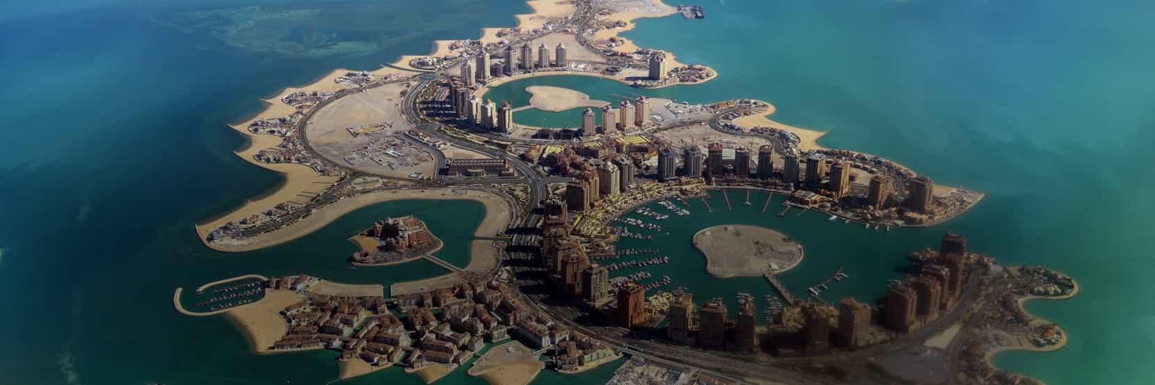 Send a parcel to Qatar: Cheapest courier price - ParcelABC
